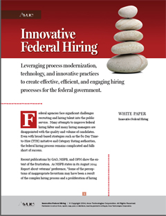 Avue Innovative Federal Hiring